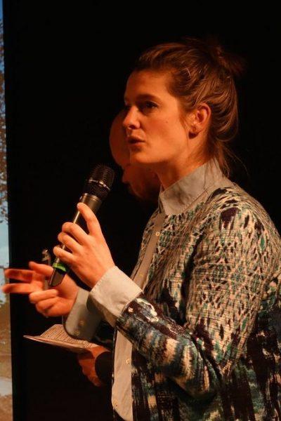 A 7BP ambassador, Jacintha Lucia Scheerder.