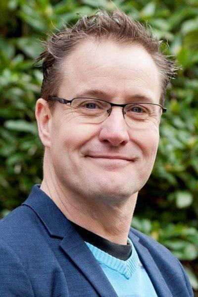 A 7BP ambassador, Kees Klomp.