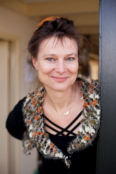 A 7BP ambassador, Marjan Minnesma.