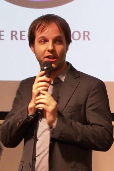 A 7BP ambassador, Thijs Roes.