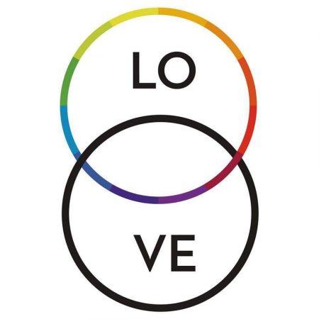 "A logo of ""Love Foundation""."