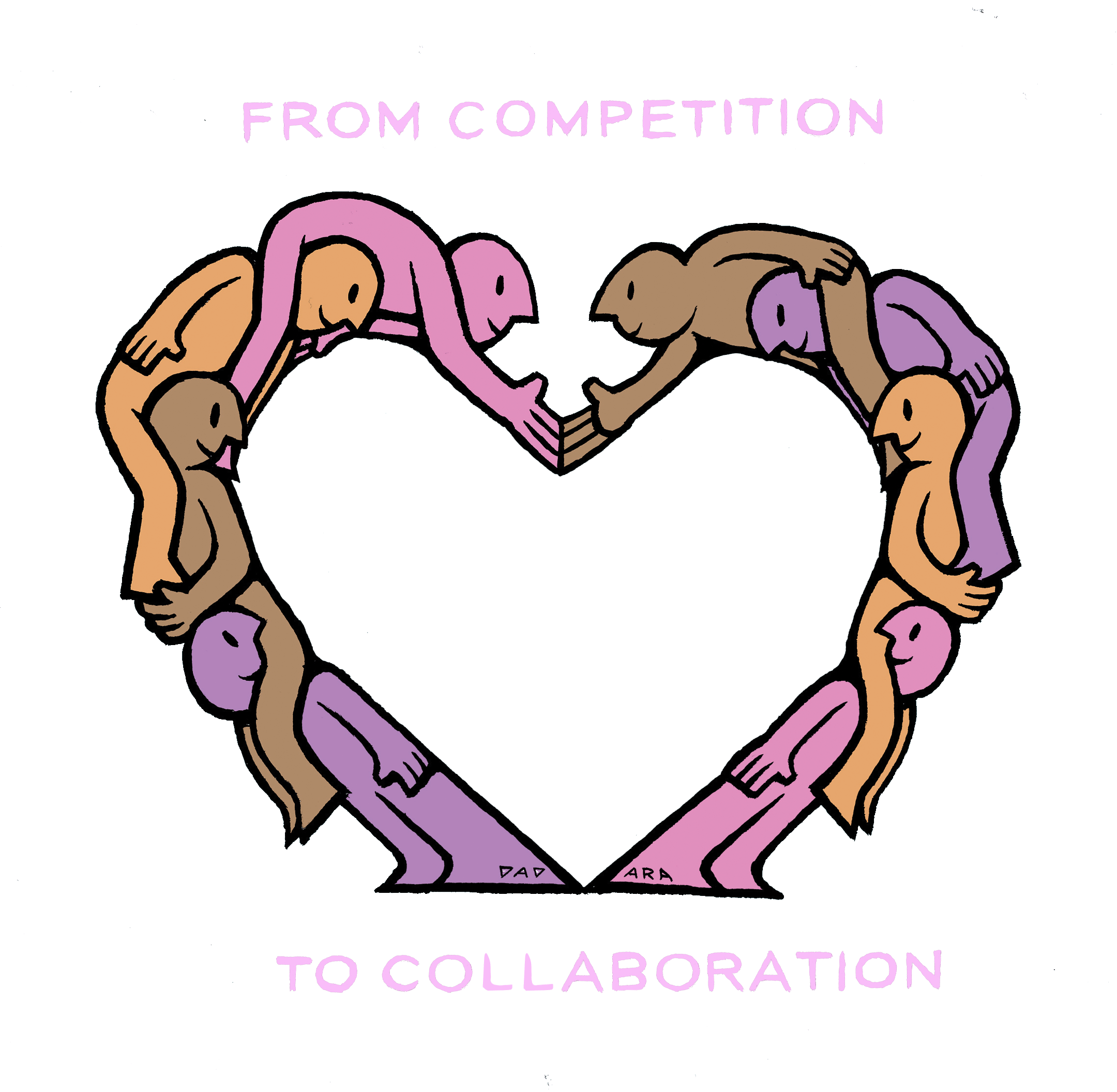 From Competition to Collaboration